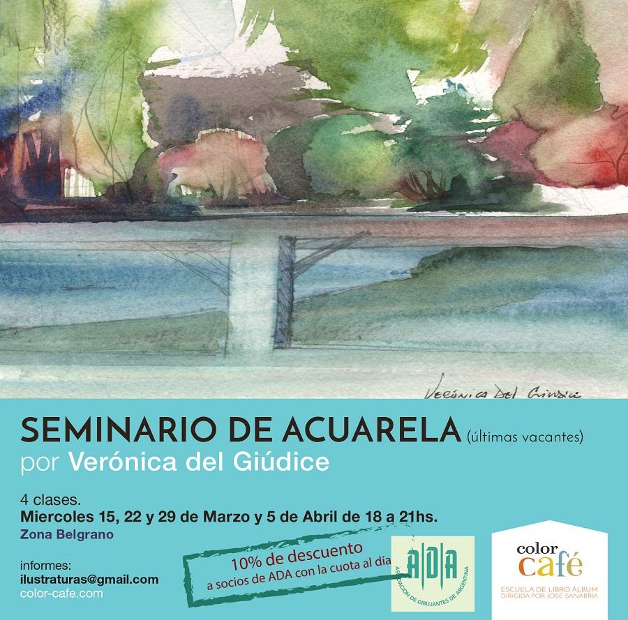 flyer seminario editable ADA